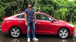 Hyundai Verna - Feature Loaded Sedan | Faisal Khan