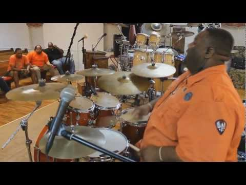 Davyd Houston on drums- FUNKY MONK! by Zoro