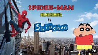Spiderman By  Shinchan | Tamil Tv Trailers