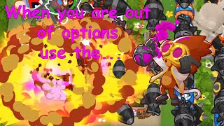 "Bloons TD 6 Race ""Slow but not ok"" in 2:46"