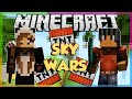 Download Sky Wars - GODENOT É O REI DA TNT. (Minecraft Minigames) MP3 song and Music Video