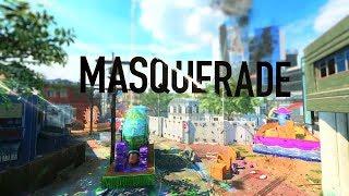 BO4 - Masquerade (raw gameplay)