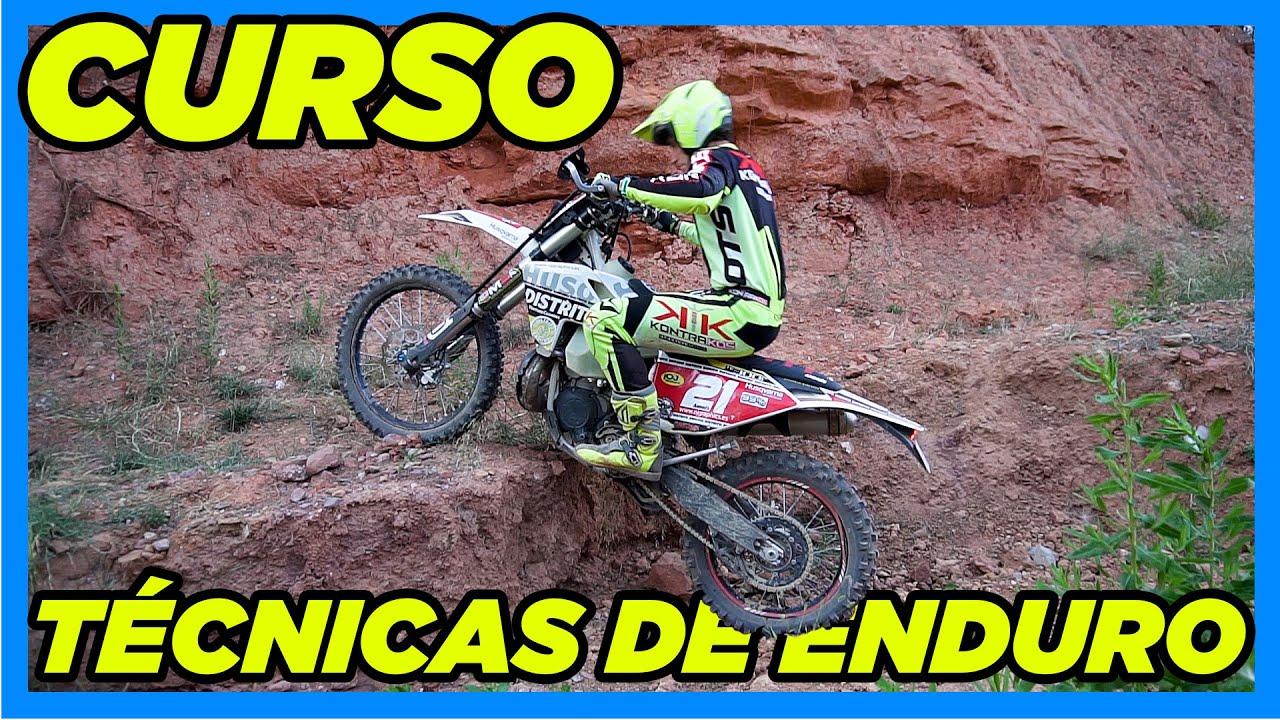 CURSO con Sam Obradó | Técnicas de Enduro | Distrito Enduro