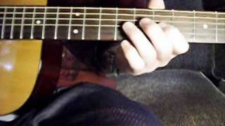 """How to play """"Shipping Up to Boston"""" by Dropkick Murphys on Guitar"""