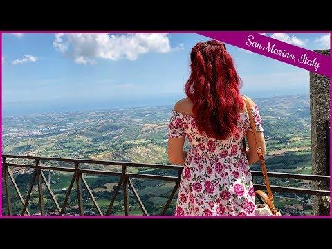 SAN MARINO VIEWS | RominaVlogs