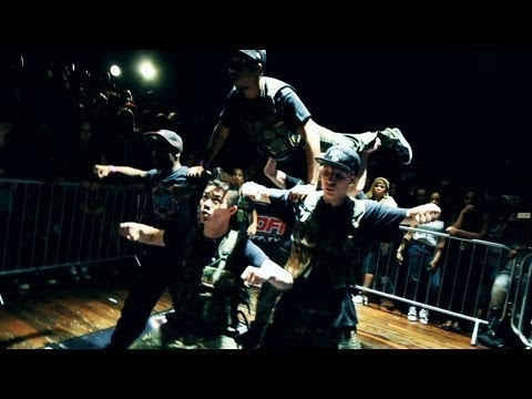 The Mutants (Kayzar) vs IMD Legion: £10,000 Crew Dance Battle FINAL - TheJumpOff 2013