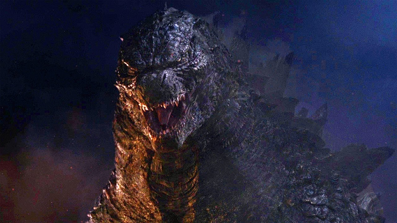 Image result for godzilla 2014