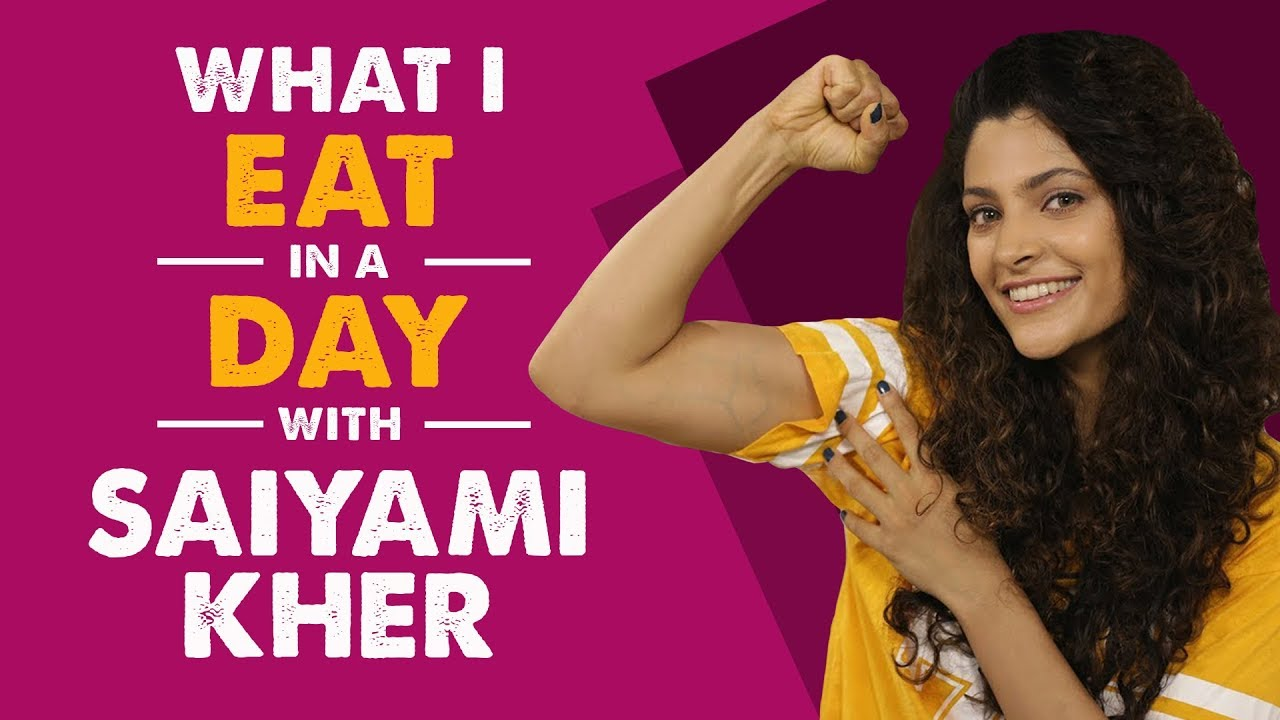 Saiyami Kher: What I eat in a day | Lifestyle | Pinkvilla | Bollywood | S01E04