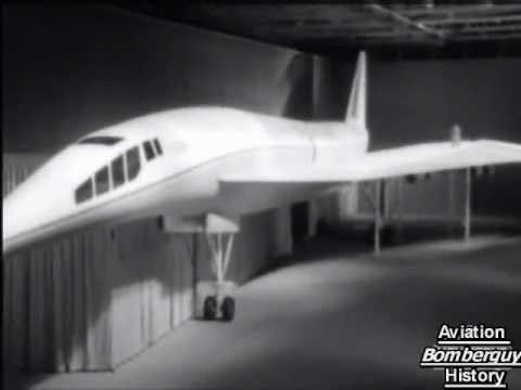 U.S. Supersonic Transports - Lockheed L-2000 and Boeing 2707
