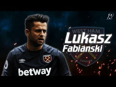 Łukasz Fabiański Unbelievable Saves 2018/19 - West Ham United