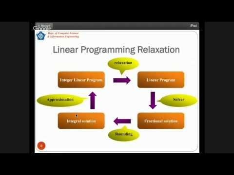 20151224 Computer Algorithms-Semidefinite Programming Relaxation #21