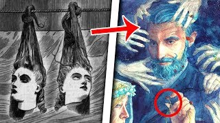 The VERY Messed Up Origins of Bluebeard | Fables Explained - Jon Solo