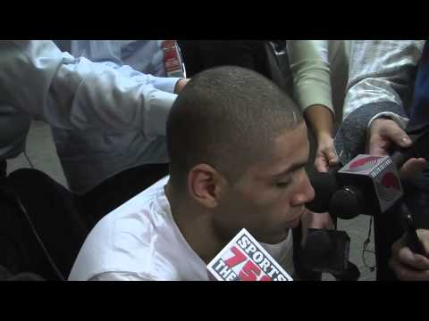 Nicolas Batum after Trail Blazers' 110-94 win over Magic