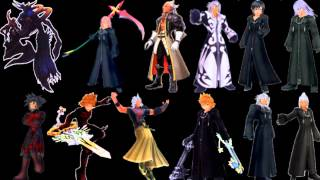 Kingdom Hearts Final Boss Themes
