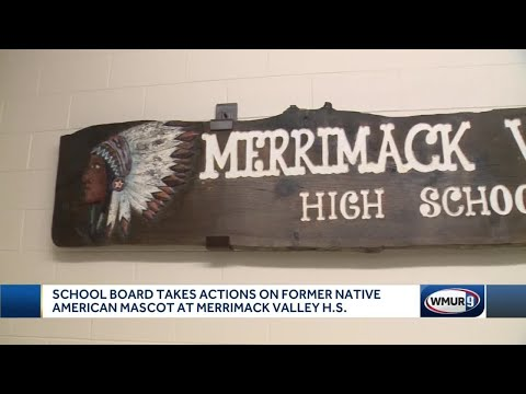 Controversy over former Native American school mascot at Merrimack Valley High School