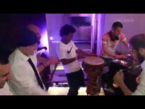 CHELSEA PLAYERS DANCE TO DBANJ SONG