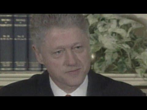Bill Clinton-Monica Lewinsky scandal: Former US President