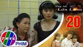 THVL | Dập tắt lửa lòng - Tập 20[1]: Bà Hội tức giận mắng Hoa là đồ gian dối