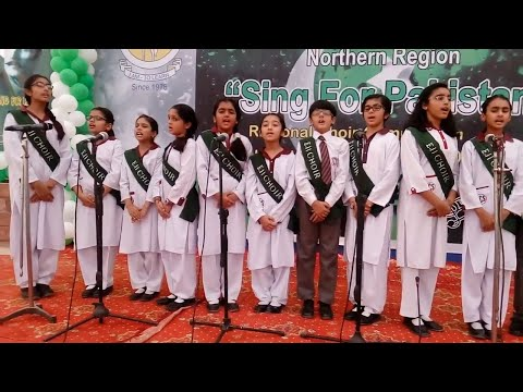 PAKISTANI NATIONAL SONGS Wonderful Live Performance 14 AUG