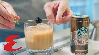 How to Make the Essential Coffee Cocktail to Beat the 5 P.M. Slump | Esquire + Doubleshot