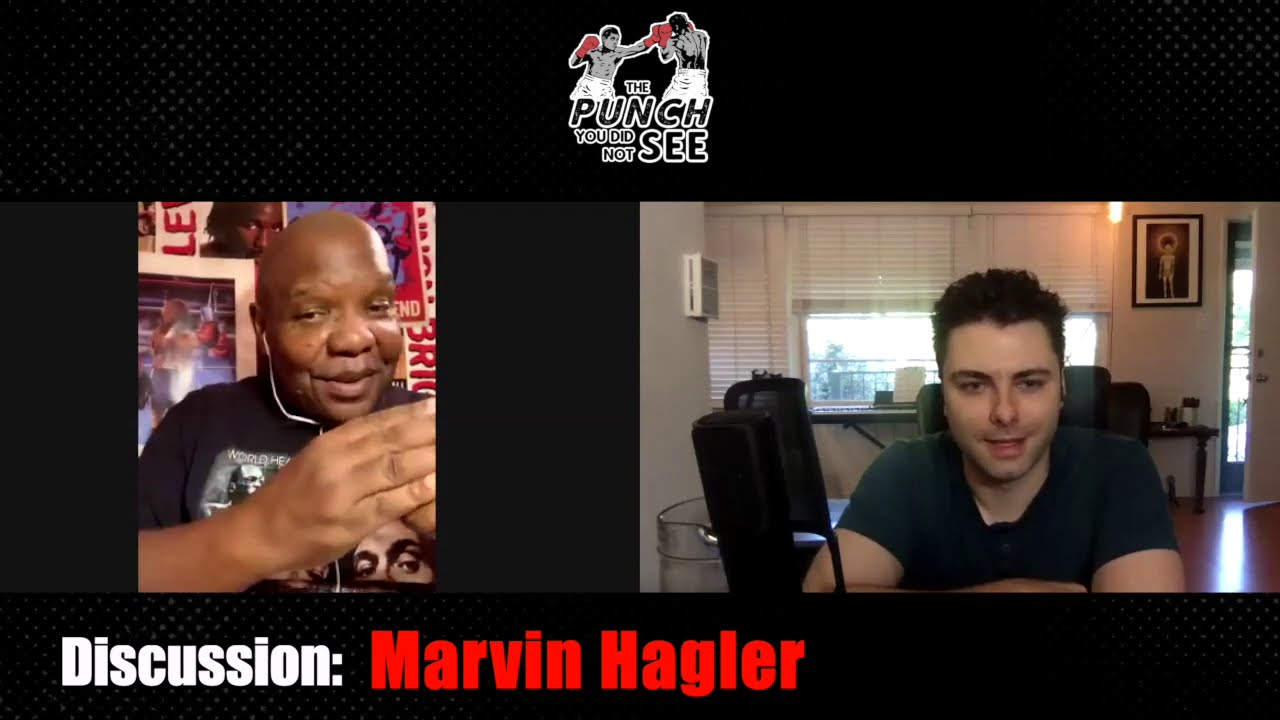 Clip| What Made Marvin Hagler Such A Great Fighter?