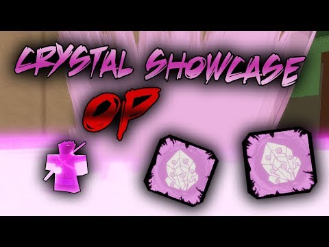 CRYSTAL RELEASE IS OP! THE BEST KG IN THE GAME?! | SHINOBI STORY!
