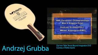 Butterfly Andrzej Grubba Blade