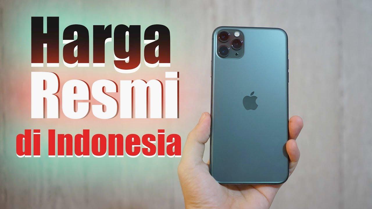 Photo of Harga Resmi iPhone 11 & iPhone 11 Pro di Indonesia .. LEBIH MURAH!! – شركة ابل
