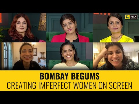 Bombay Begums Interview with Anupama Chopra | Netflix | Film Companion