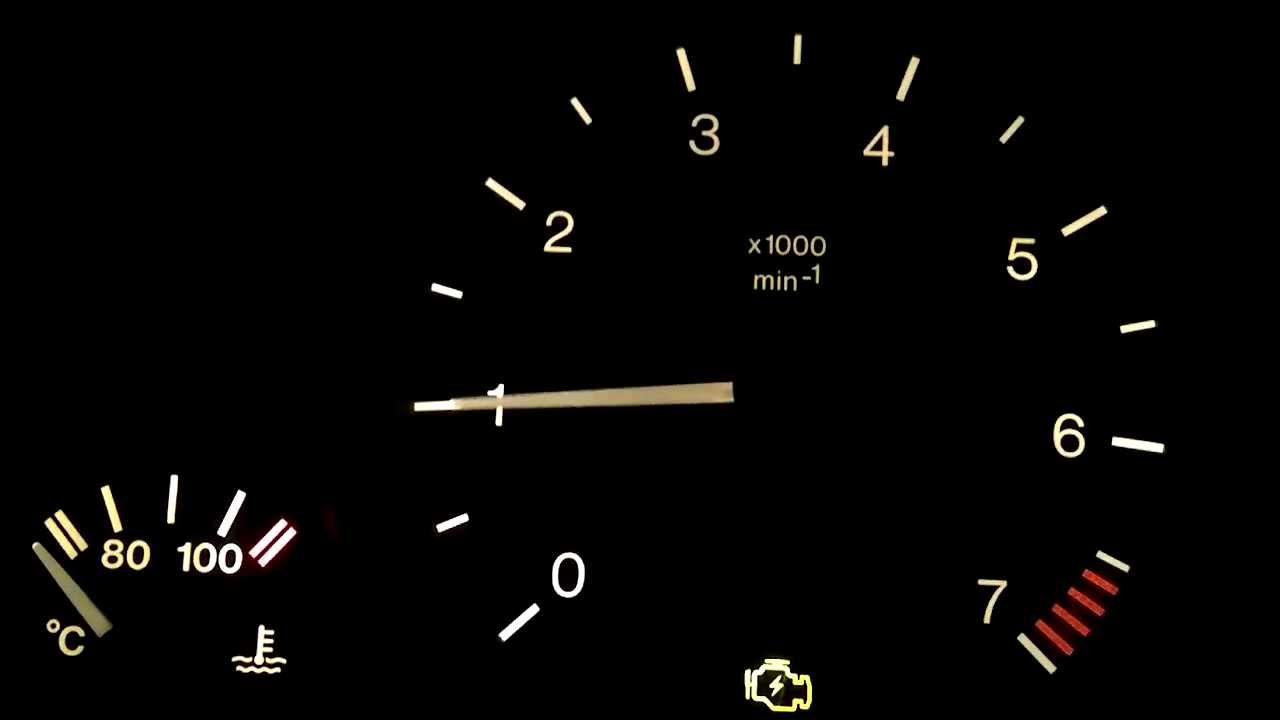 oxygen sensor sonda lambda os2 - równe obroty, gdy rozłączona opel