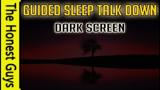 Guided Sleep Meditation: The Haven of Peace (Extended Version) Dark Screen