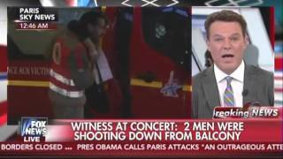 Fox News: Terrorist Arrested in French Terror Attack Tells Police
