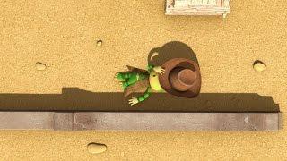 Обезьянки из космоса (Alien Monkeys) - Автомат с газировкой. Продолжение (34 серия)