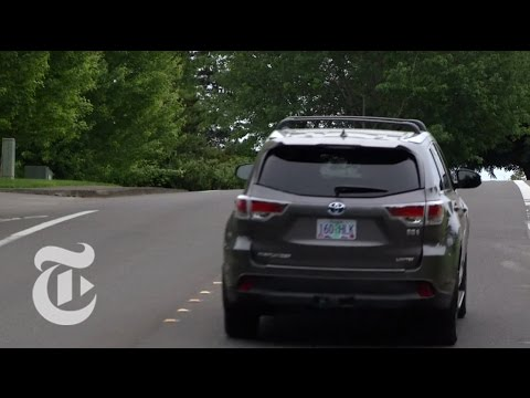 2015 Toyota Highlander Hybrid | Driven: Car Review | The New York Times