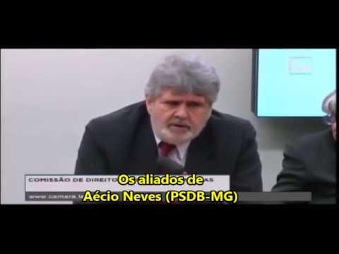 A íntegra do vídeo que Aécio Neves quer censurar