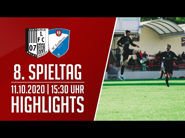 Viktoria Kelsterbach - SC Eschborn | Highlights | 11.10.2020
