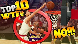 """TOP 10 """"You THINK You've SEEN IT ALL"""" WTF Plays Of The Week #46 - NBA 2K20 Funny Moments"""