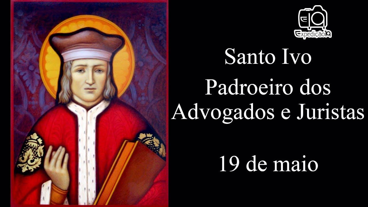 História da vida de Santo Ivo (1253 - 1303) - Padroeiro dos ...