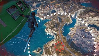 Just Cause 3 Live Gameplay