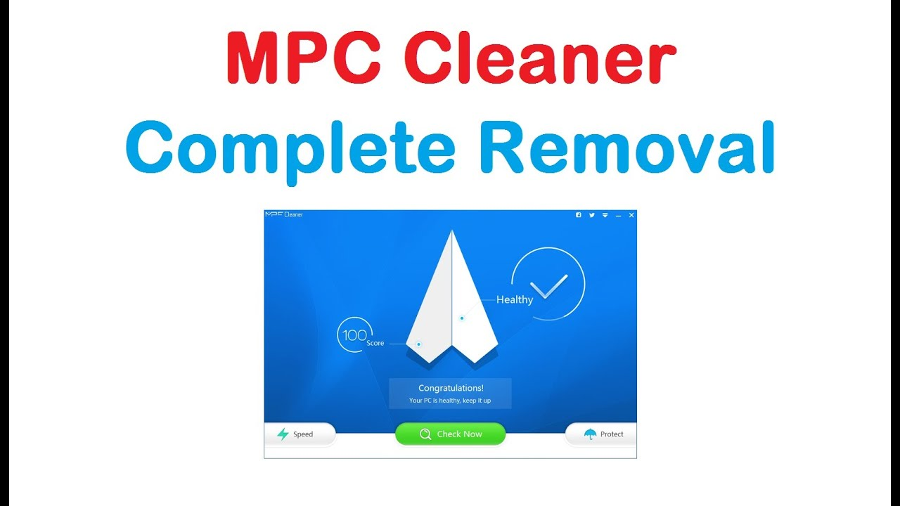 How to remove MPC Cleaner from your computer