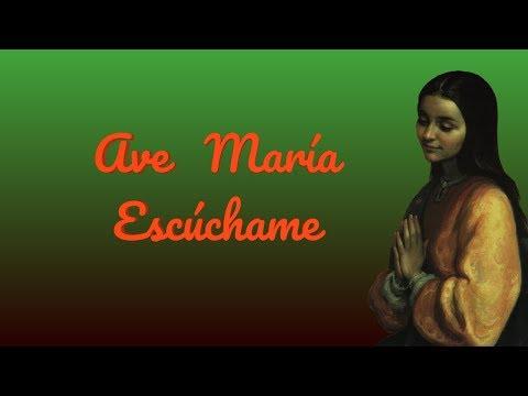 AVE MARIA ESCÚCHAME (VERSION KARAOKE INSTRUMENTAL)