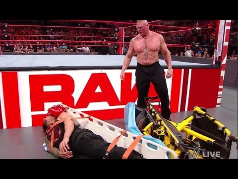 WWE RAW 3/19/2018 - Full Show Coverage - Ultimate Deletion ! Review