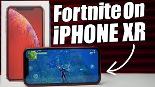 fortnite iphone se
