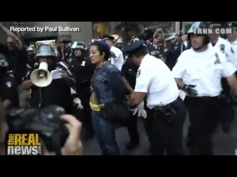 Why didn't OWS transform into a political movement?