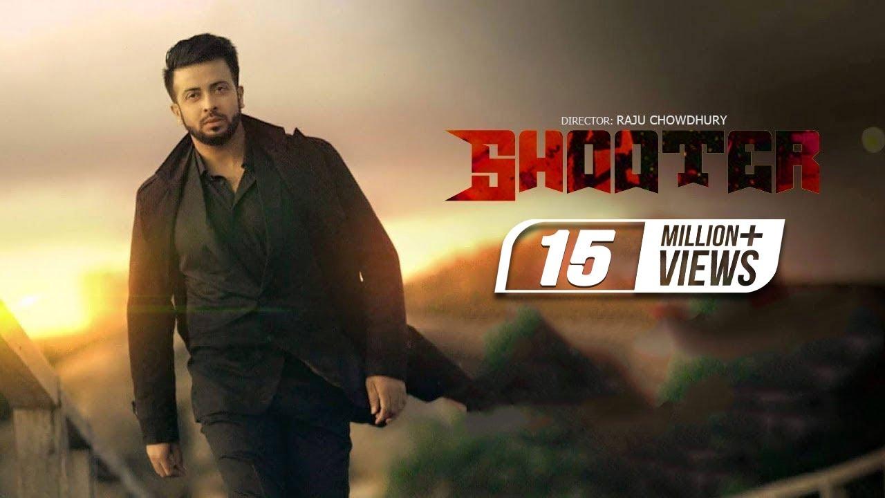 Shooter | Shakib Khan | Shabnam Bubly | Bangla Movie 2016