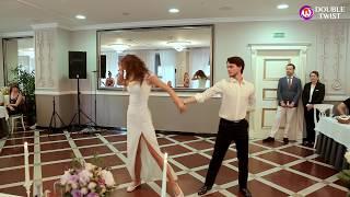 Свадебный танец ТАНГО - по-настоящему чувственный танец!