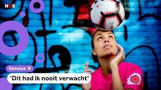Rocky is de eerste vrouwelijke straatvoetballer in FIFA 20