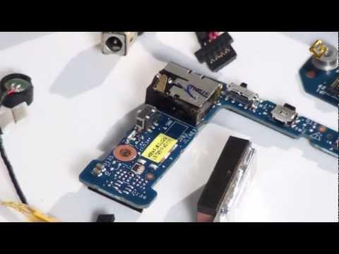 Acer Iconia Tab A100 - как разобрать планшет, из чего он состоит