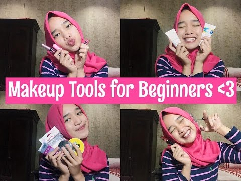 Makeup Tools for Beginners | Bahasa Indonesia