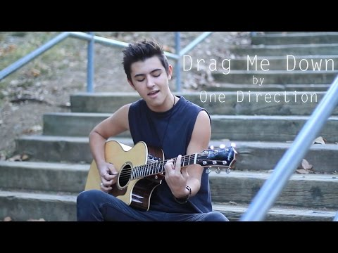 One Direction - Drag Me Down Cover by Kyson Facer